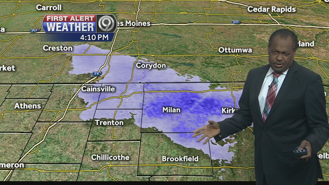 Frigid, dangerous cold on the way for midweek