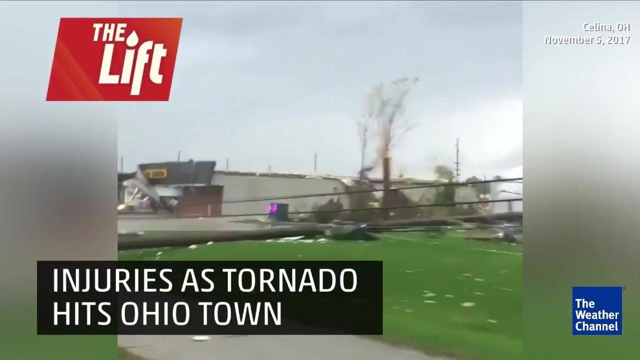 Ef1 Tornado Confirmed In Ohio Weather