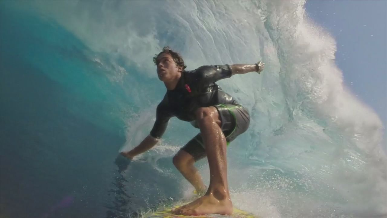 Epic Conditions and Big Wave Surfing