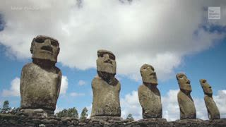 Mystery Over Easter Island's Giant Statues Solved