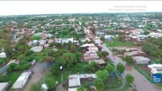 First Billion-Dollar Weather Disaster of 2019