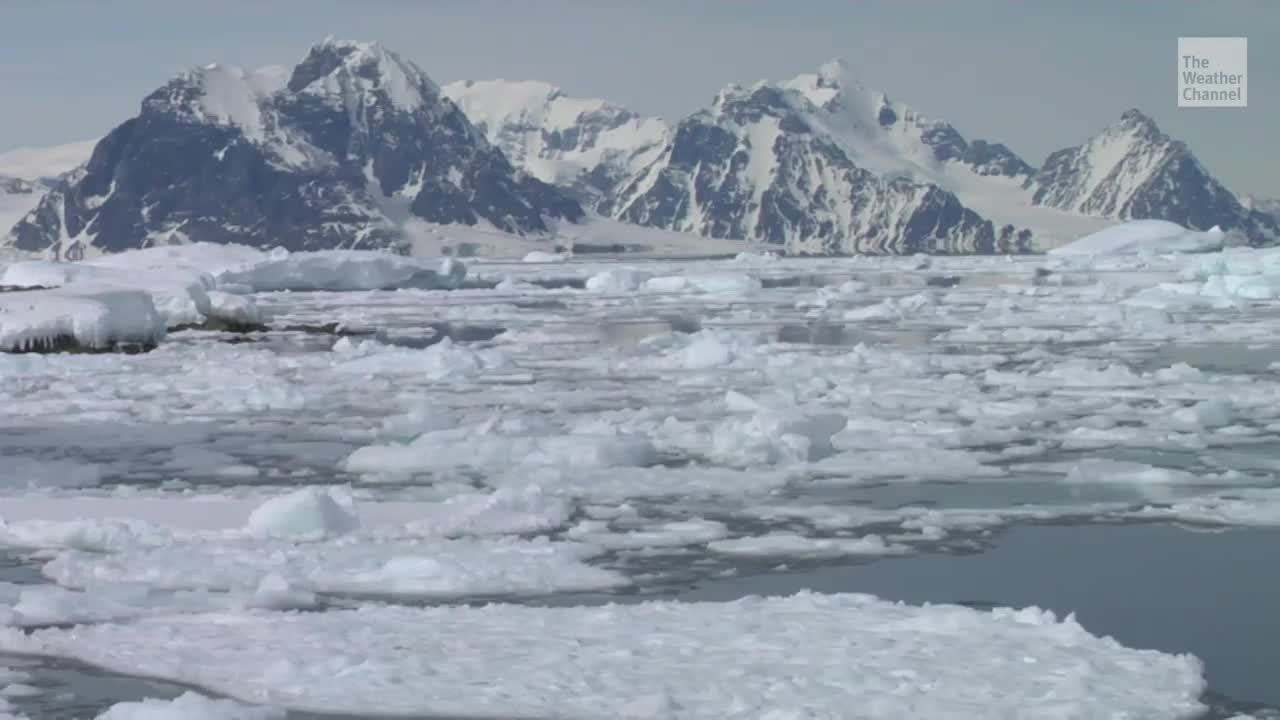 Nearly a Quarter of Antarctic Ice Now Unstable, Why that's Worrisome