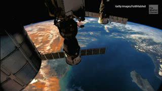 Space Station Soon to Be a Tourist Hot Spot