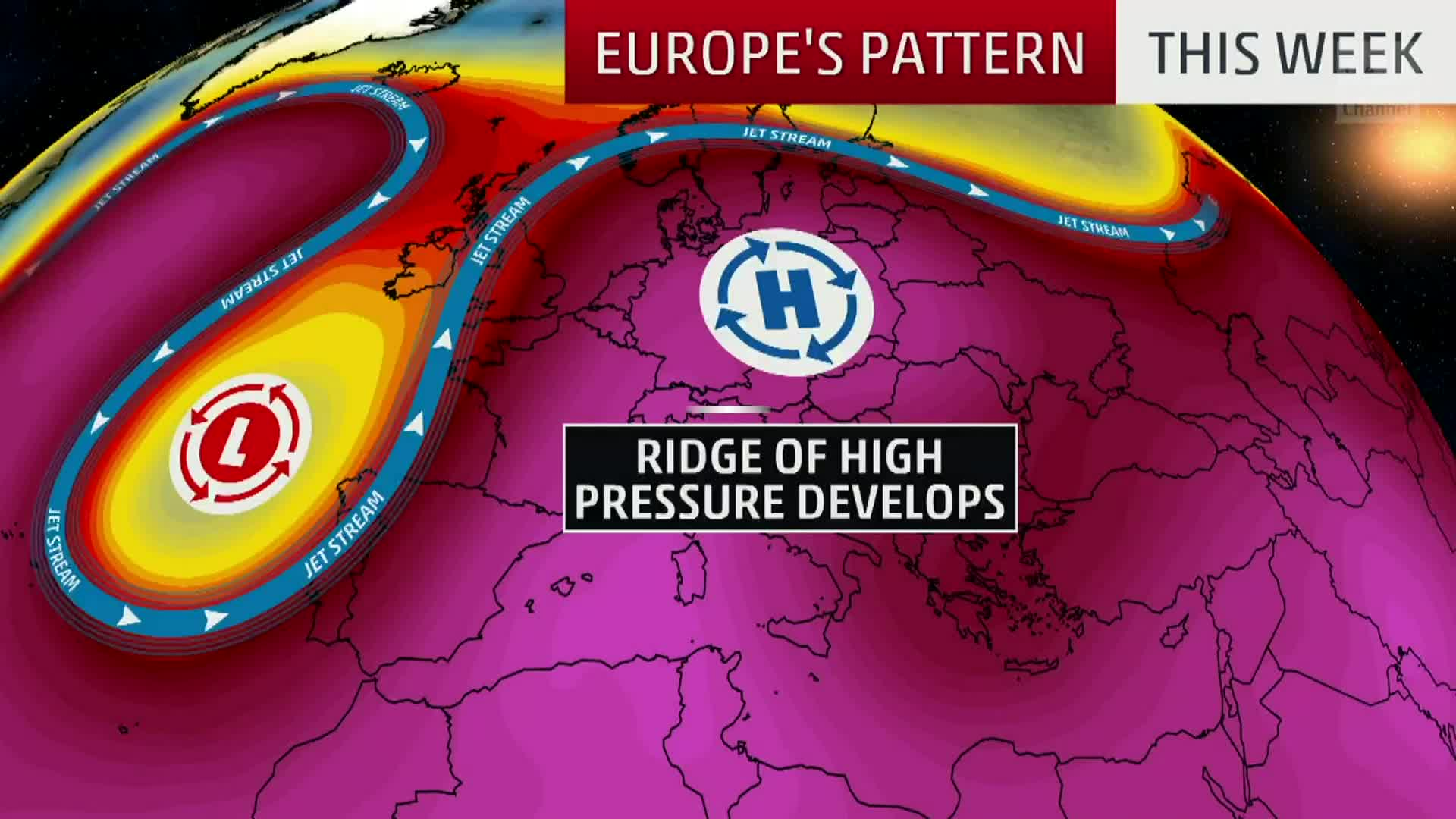 A vicious heat wave this week could produce all-time record highs at multiple European cities. This heat wave will gin up some of the hottest June temperatures ever recorded in western and northern Europe.