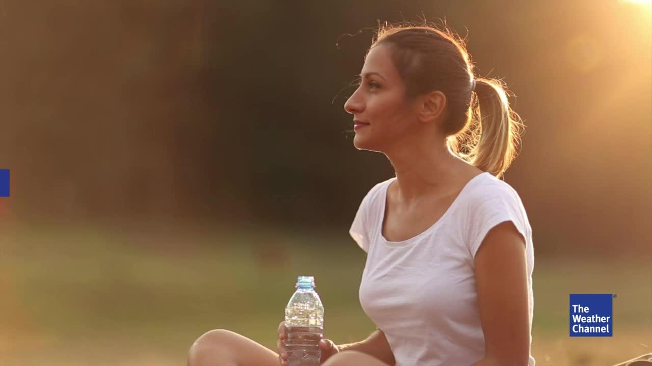 Vorsicht Dehydrierung: So viel müssen Sie bei Hitze trinken