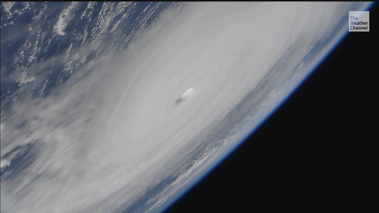 What's It Like to See a Hurricane From Space? Ask Chris Hadfield