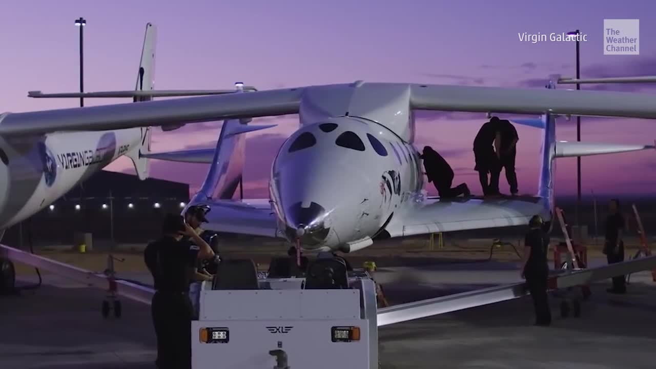 Virgin Galactic's 'Gateway to Space' Opens in New Mexico