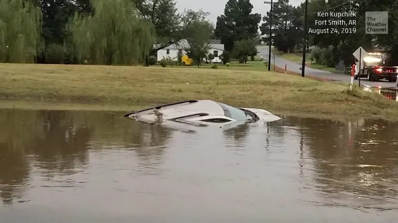 Flash Flooding Turns Deadly in Fort Smith, Arkansas