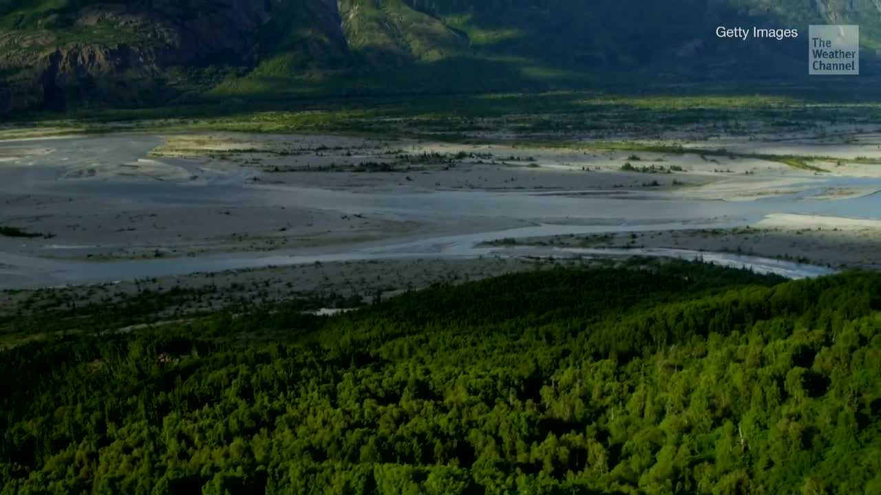 Fast Permafrost Thaw Dotting Arctic With Sinkholes - Videos from The Weather Channel | weather.com