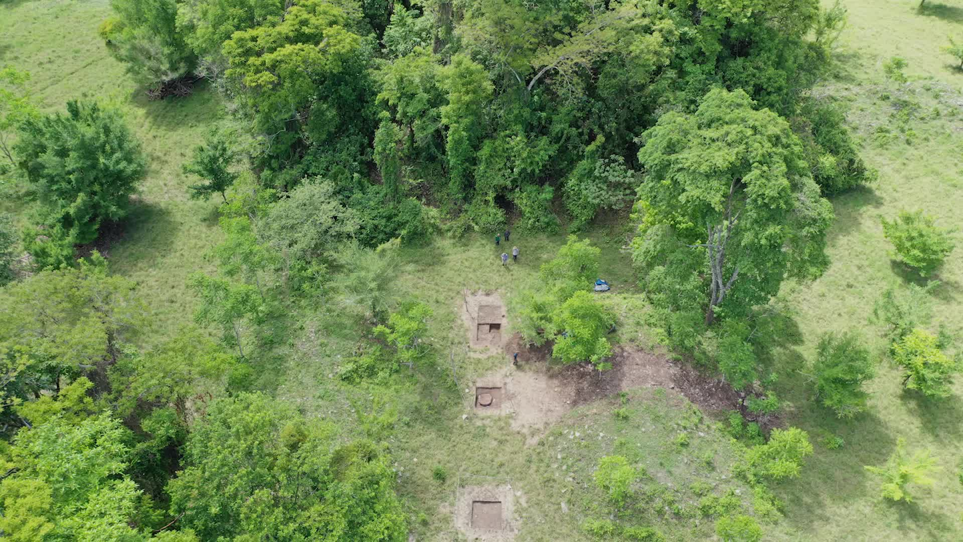 Archaeologists discovered the long-lost capital of a small Maya kingdom on a cattle ranch in Chiapas, Mexico, near the Guatemala border.