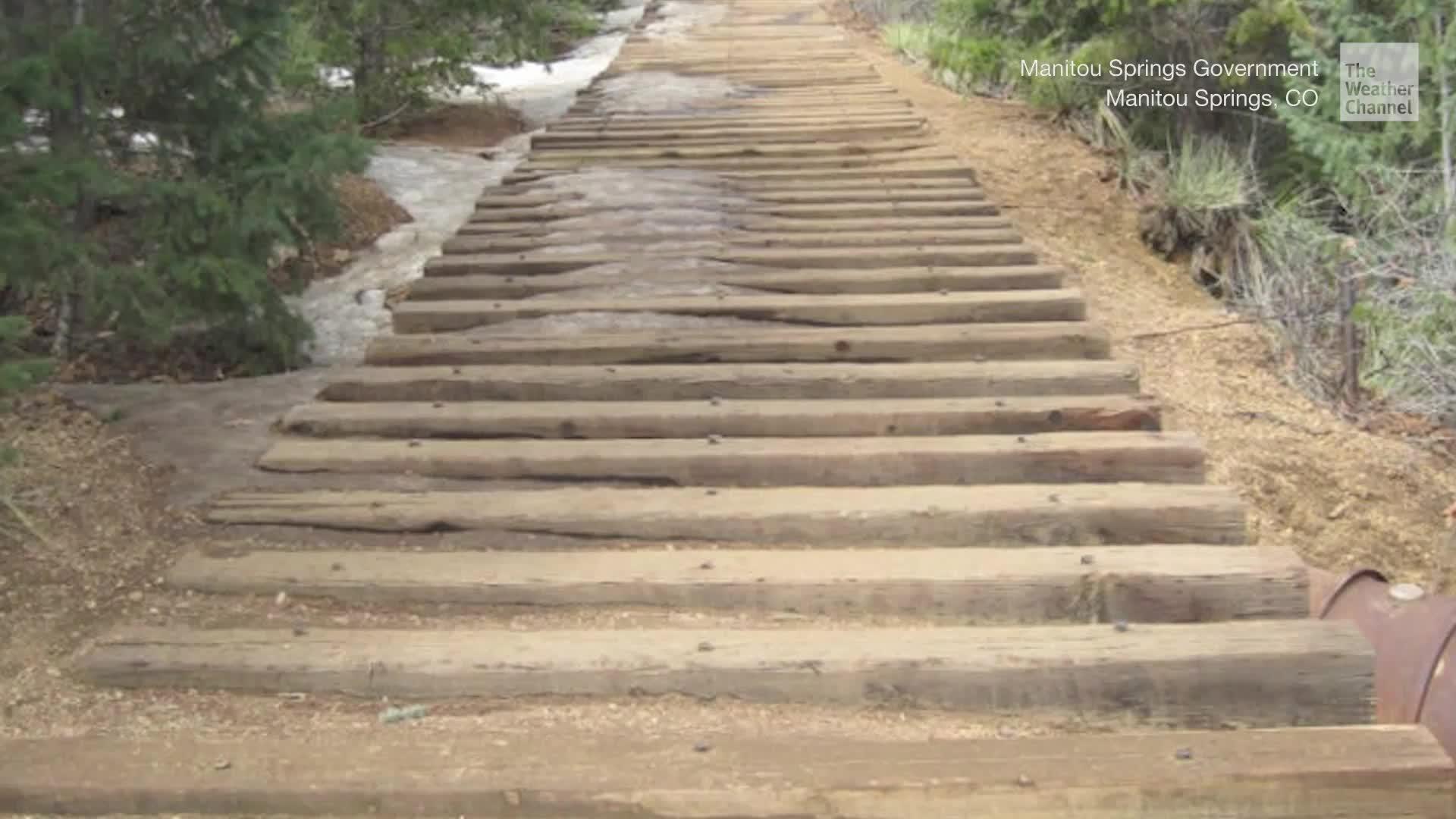 ¿Subirías 2.744 pasos para esta vista?