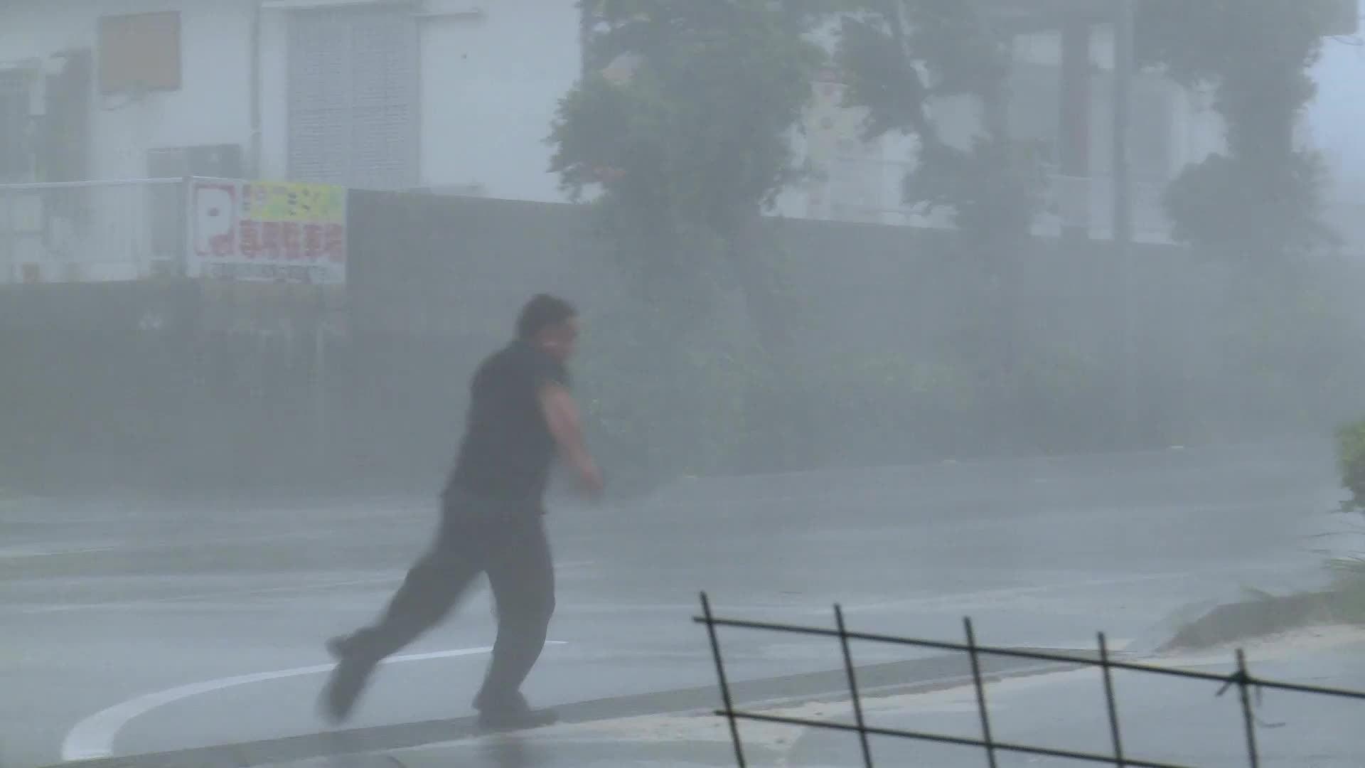 Huracanes cada vez más fuertes debido al cambio climático