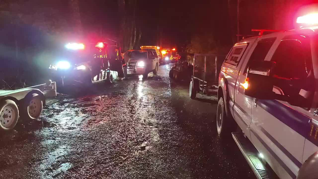 Hikers Trapped in Flooded Virginia Swimming Hole Rescued