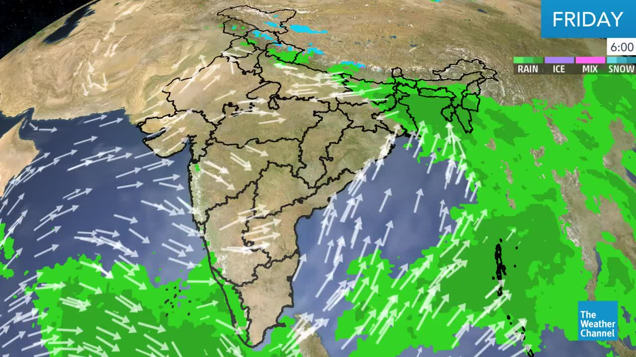 WATCH: Latest India Weather Forecast: May 29