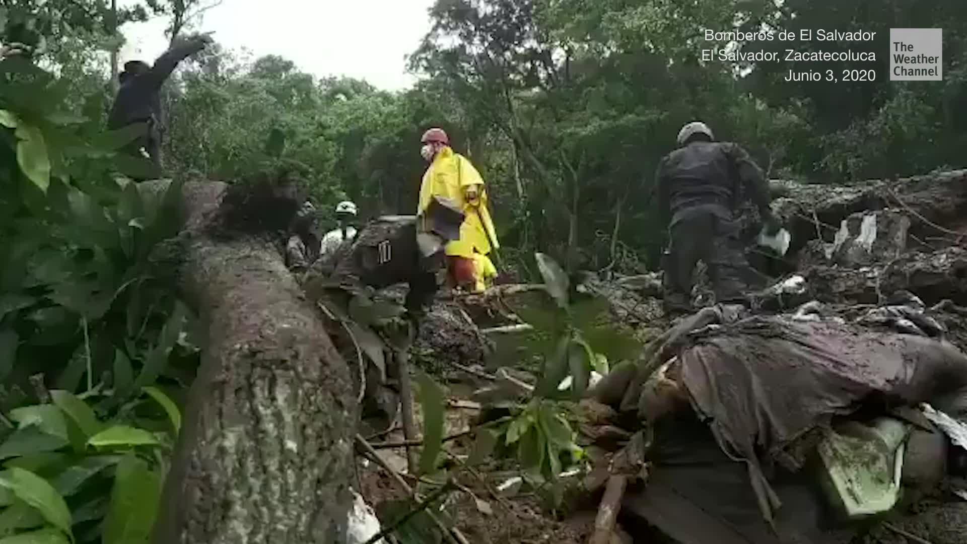 Amenaza de más inundaciones mortíferas en Centroamérica