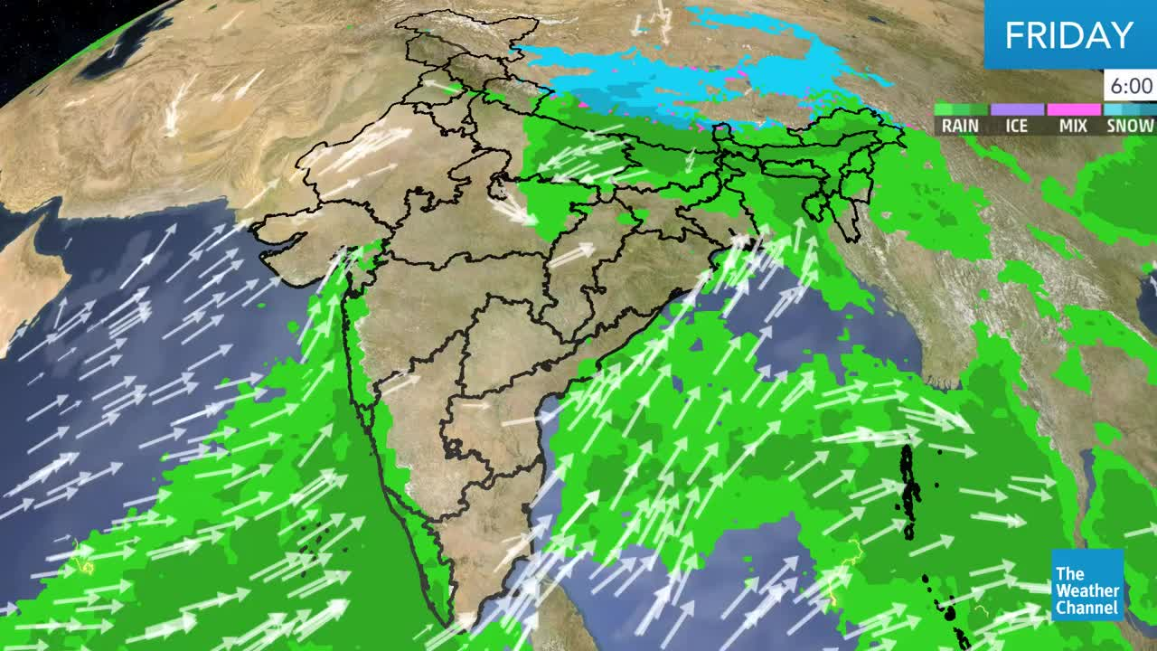 WATCH: Latest India Weather Forecast: June 05