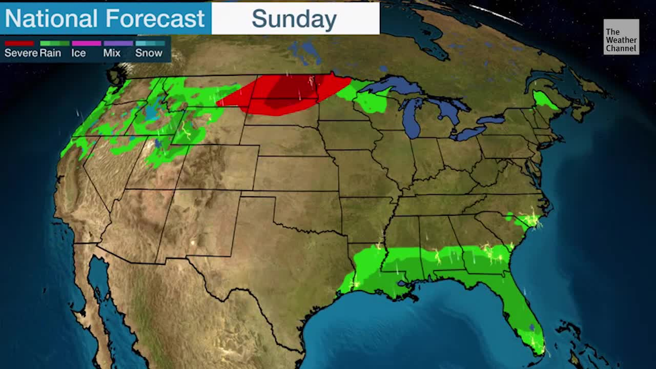 What Weather You Can Expect This Weekend