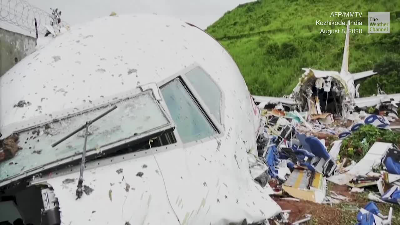 Passenger Says Air India Plane was Swaying Violently Before Crash - Videos from The Weather Channel | weather.com