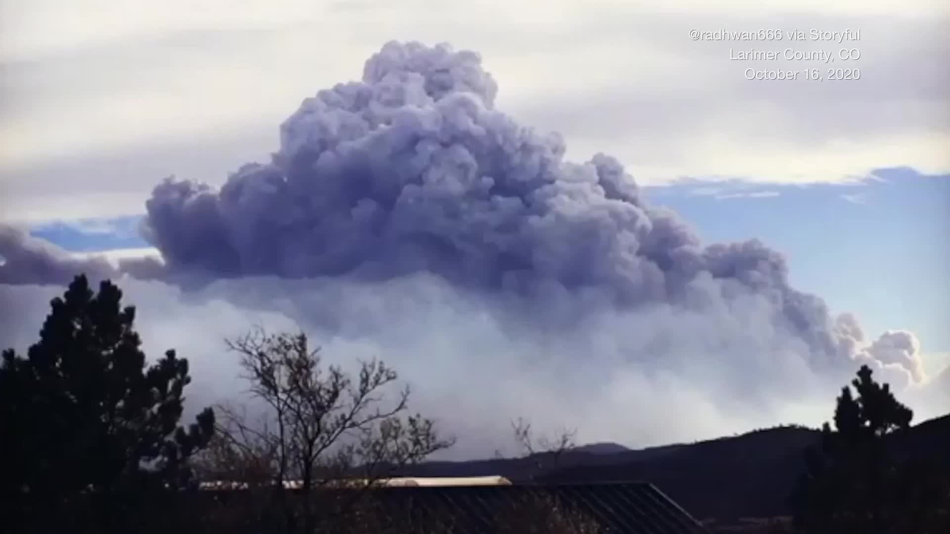 Largest Fire in Colorado History Gets Even Bigger - Videos from The Weather Channel | weather.com