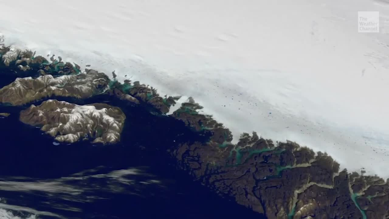 No Ice in Late October in Arctic's Laptev Sea Sets Alarming Record - Videos from The Weather Channel | weather.com
