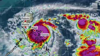 Super Typhoon Goni Now The Strongest Cyclone To Make Landfall Since 2013's  Haiyan | The Weather Channel - Articles from The Weather Channel |  weather.com