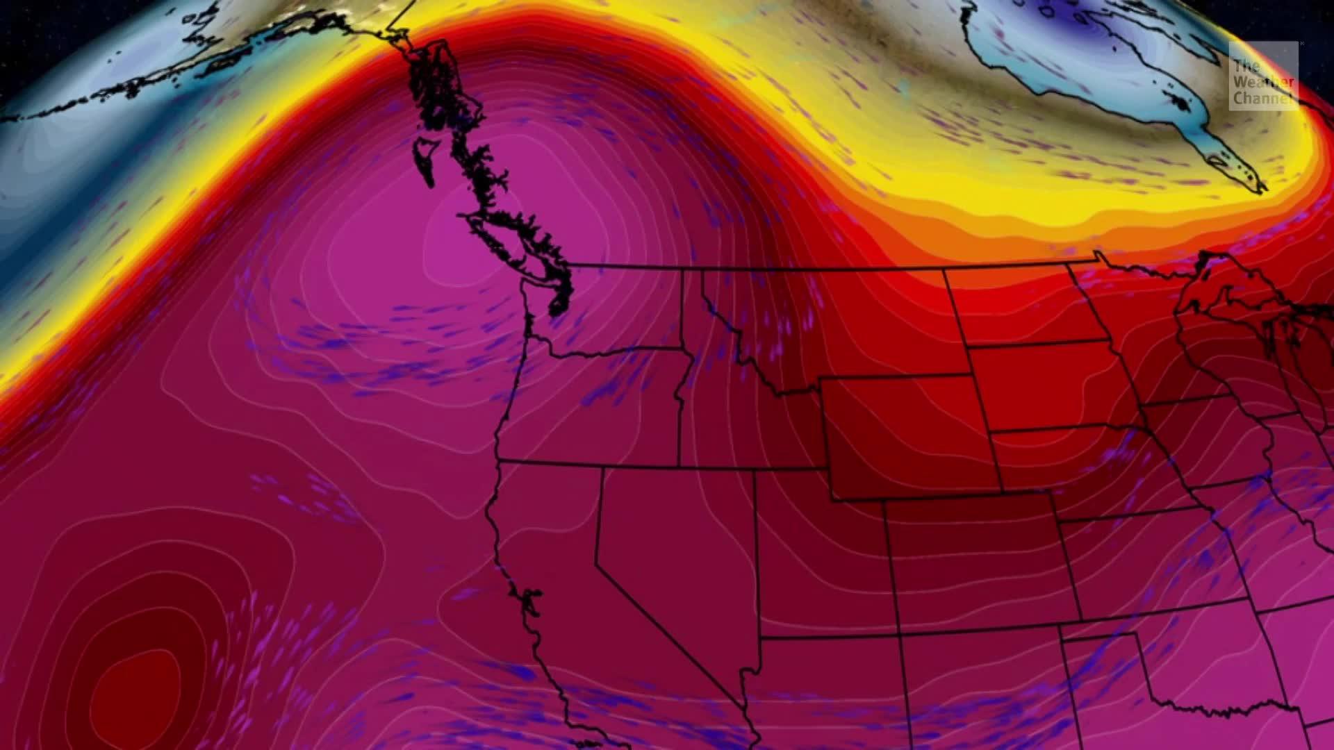 Historic Northwest Heat Wave Continues