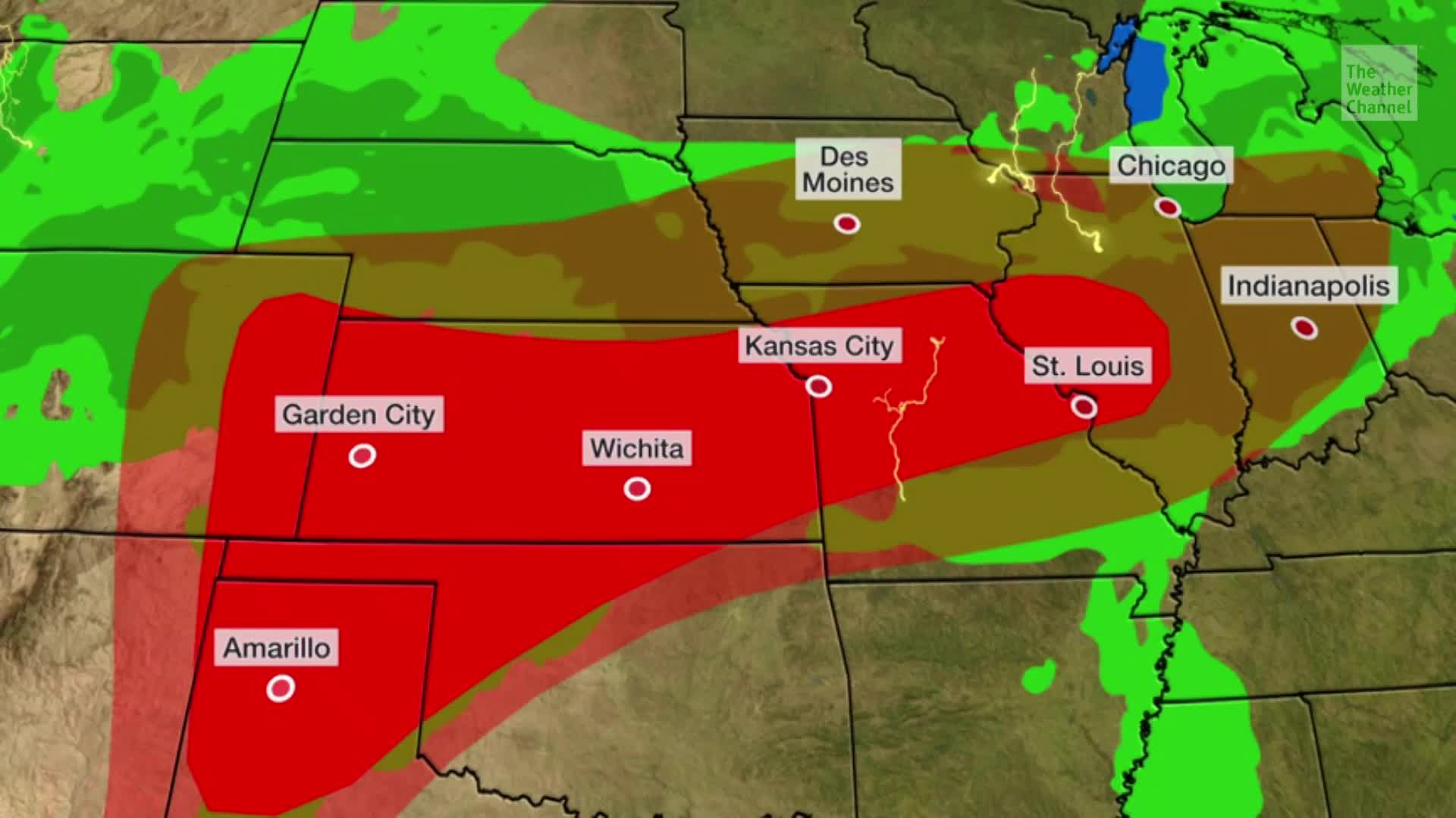 Another Day of Severe Weather for the Midwest