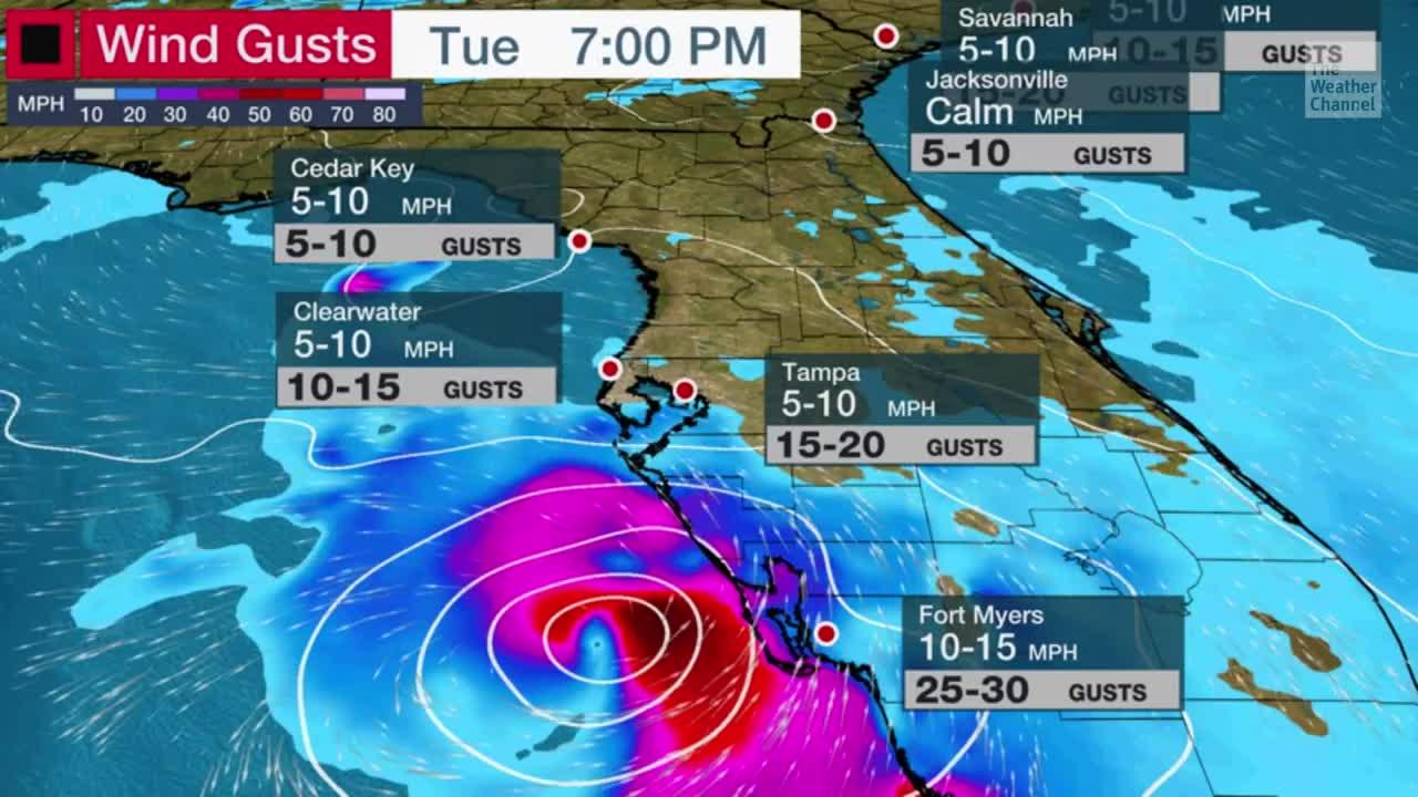 Tropical Storm Elsa Soaking Jamaica, Cuba as it Tracks Toward Florida   The Weather  Channel - Articles from The Weather Channel   weather.com