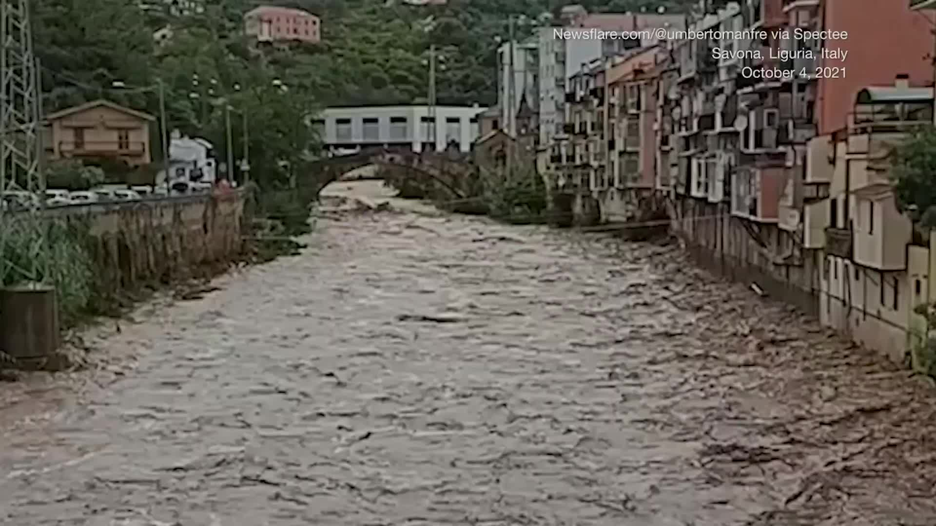 Nearly 3 Feet of Rain in 24 Hours in Italy - Videos from The Weather Channel | weather.com