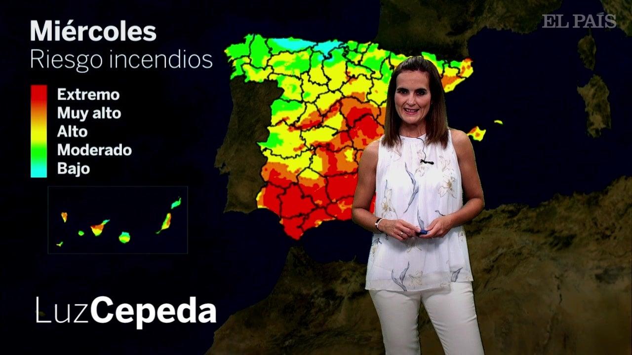 Todo lo que hay que saber, en un vídeo: dónde, cuándo, por qué y cuánta superficie se quema al año en España