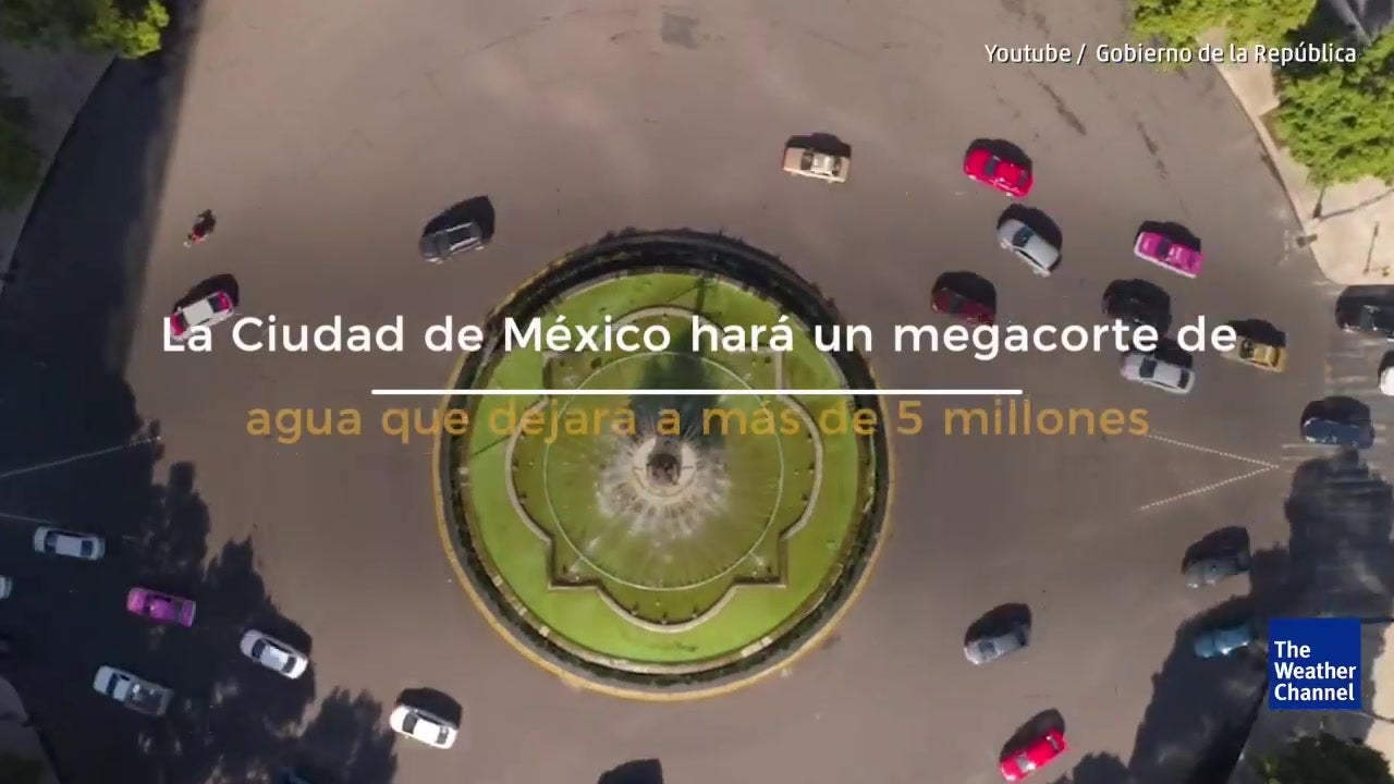 México deja a más de 5 millones sin agua