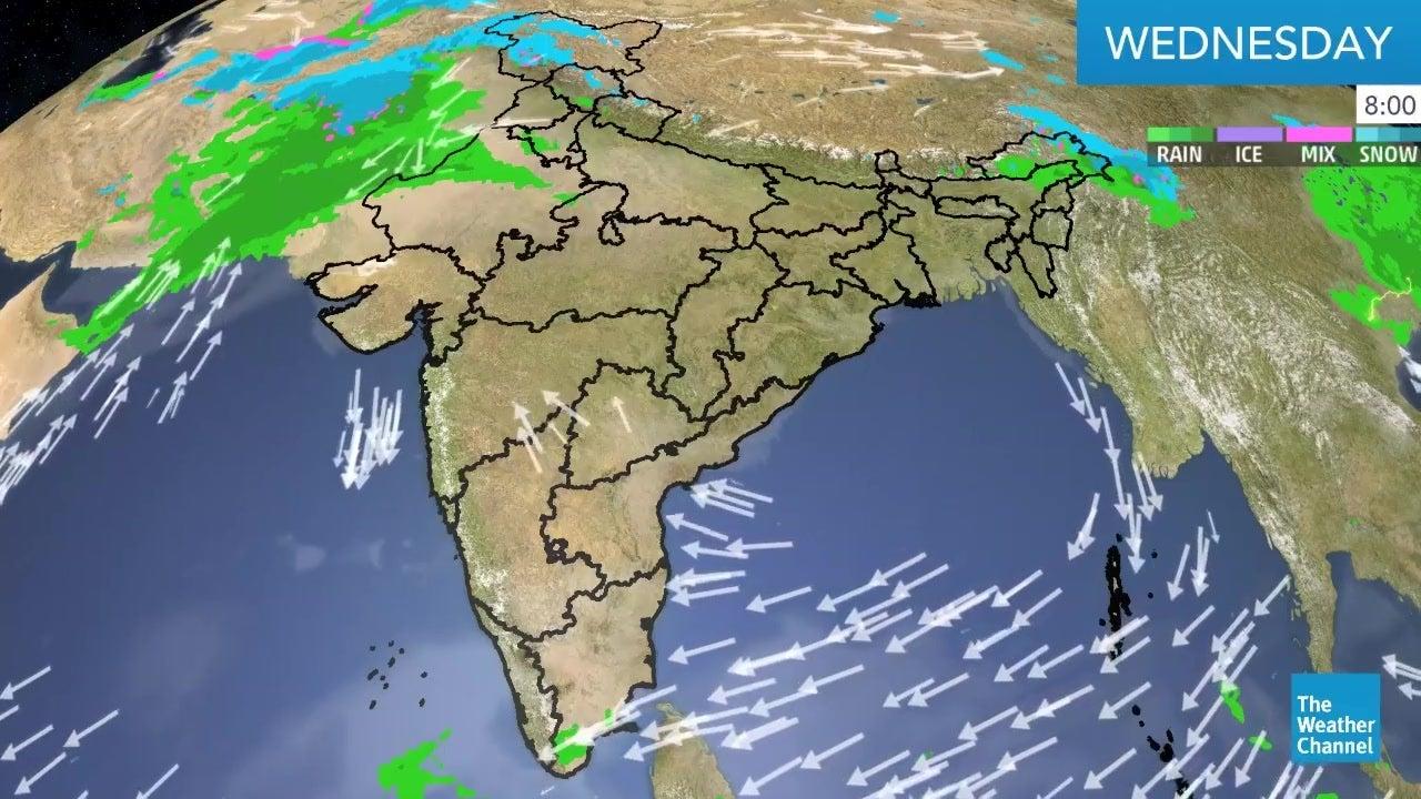 WATCH: Latest India Weather Forecast: February 20