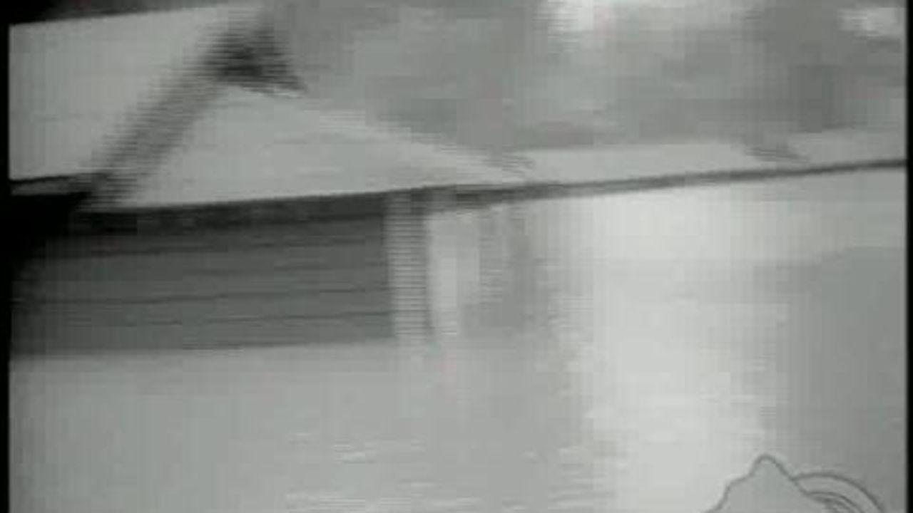Floods Ravage Northwest 1964