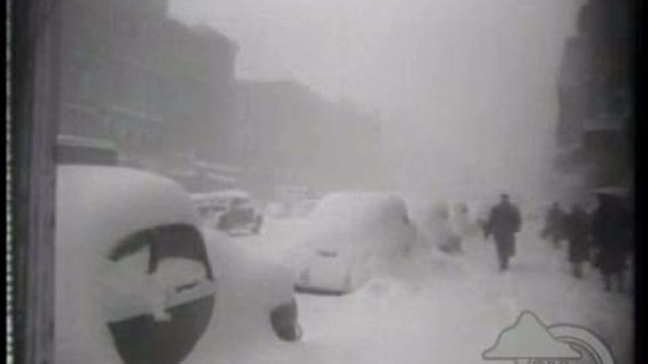1947 NYC Weather Report