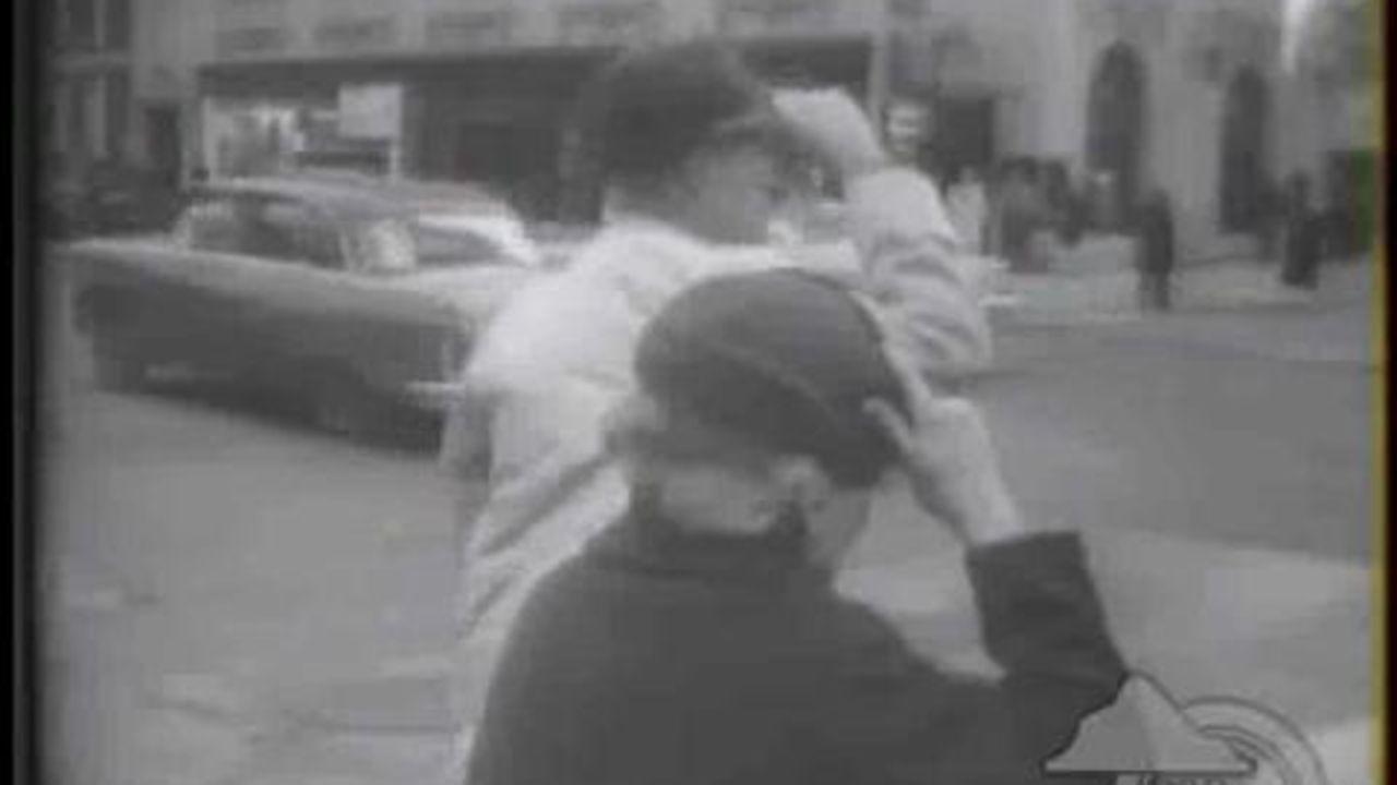 Boston Hurricane-Force Winds 1967