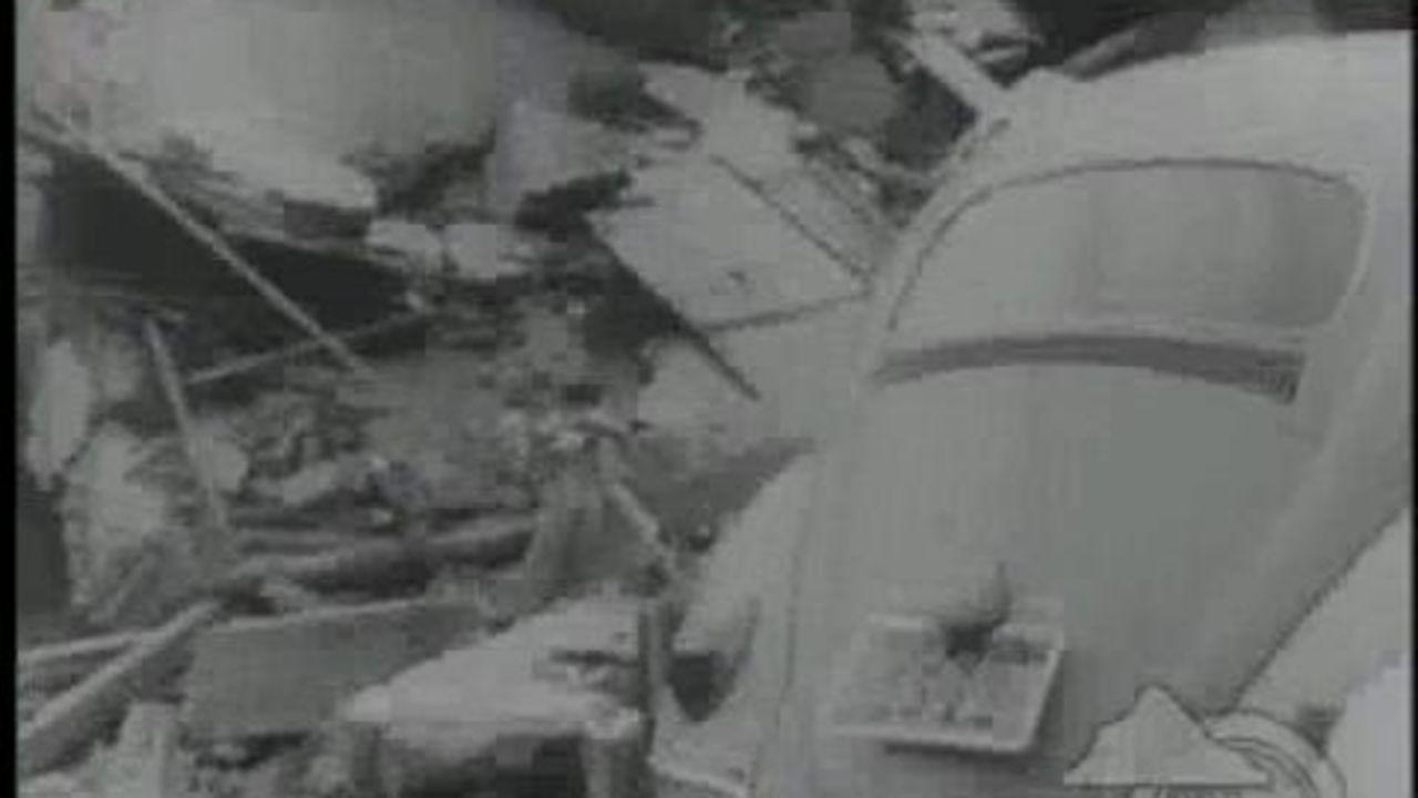 Floods in Rio 1967