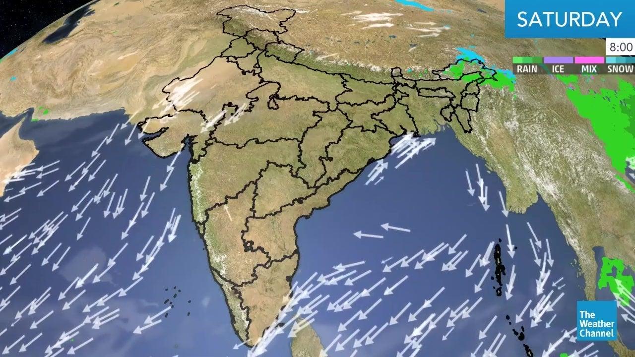 WATCH: Latest India Weather Forecast: February 23