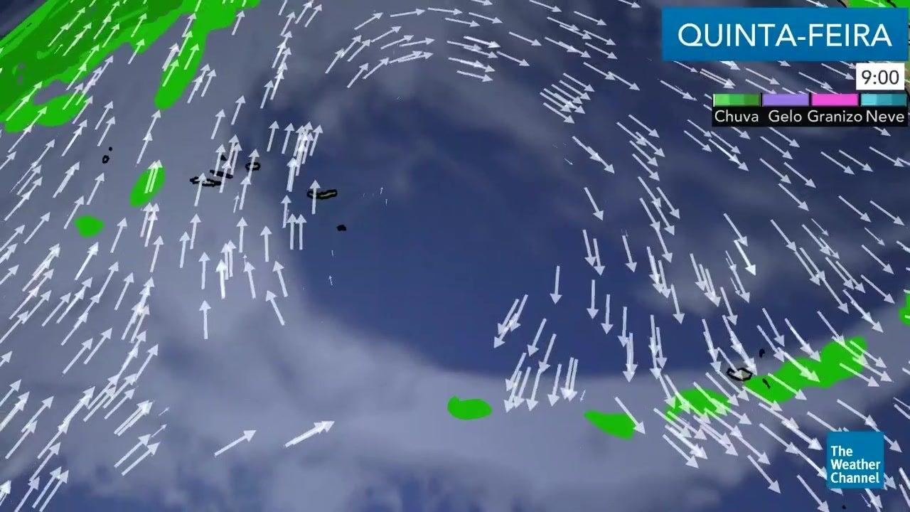 Veja o tempo para esta quinta-feira nos Arquipélagos