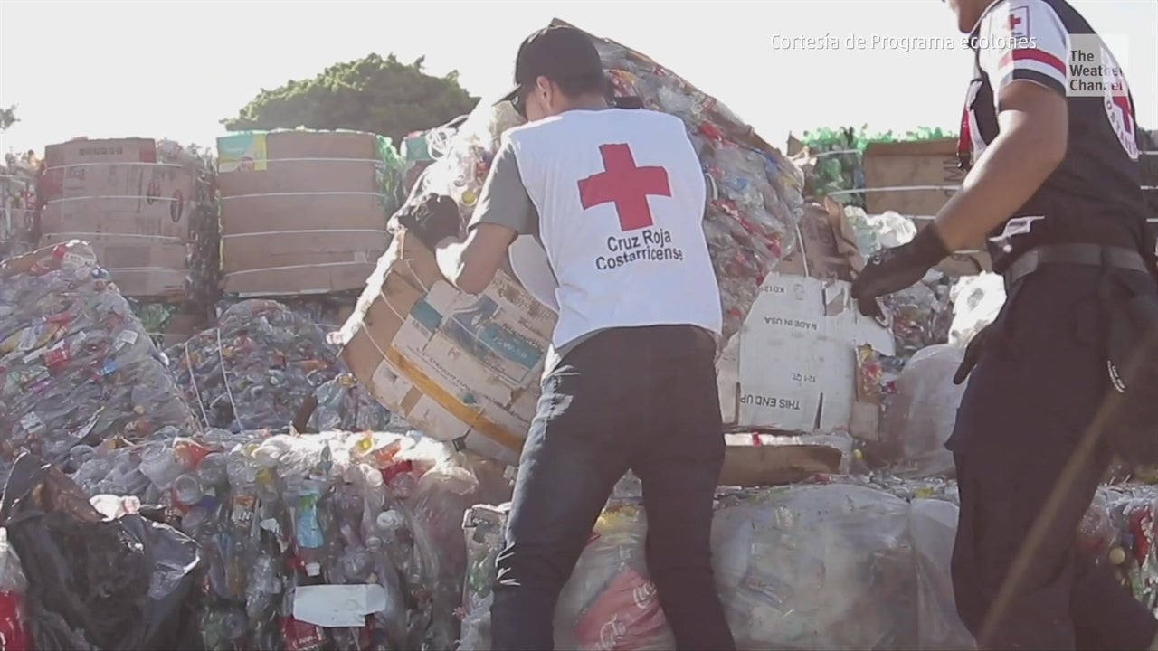 Costa Rica bate récord de reciclaje