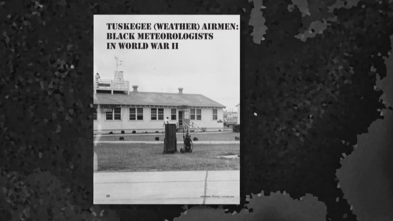 Black History Month: Weather and WWII