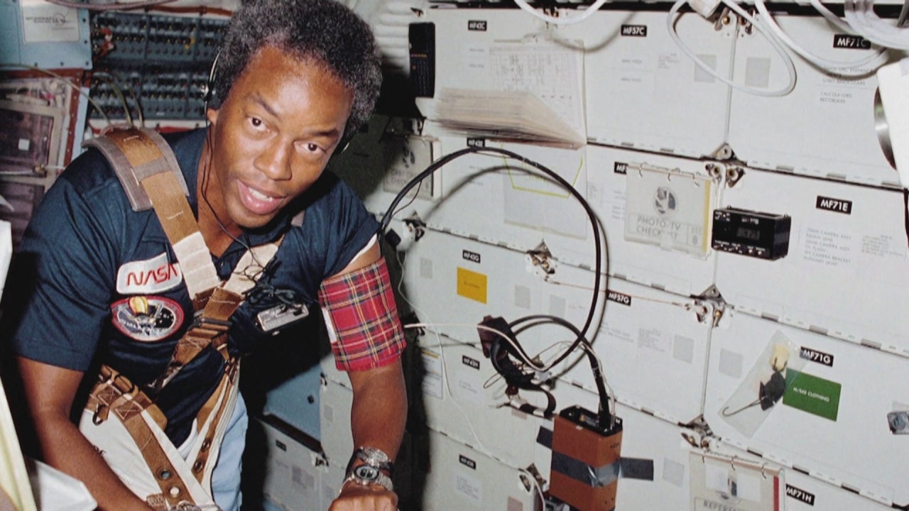 Dr. Guion Bluford, First African American in Space