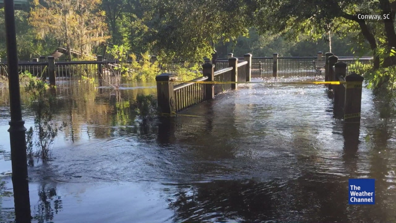 Car City Conway >> Waccamaw River in Conway, SC Now at 16 Feet | The Weather Channel