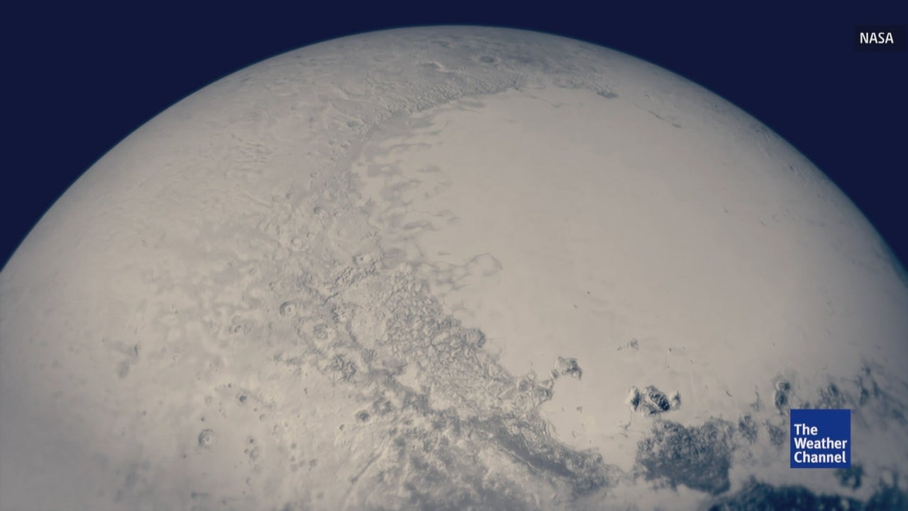 NASA Makes Huge Pluto Announcement