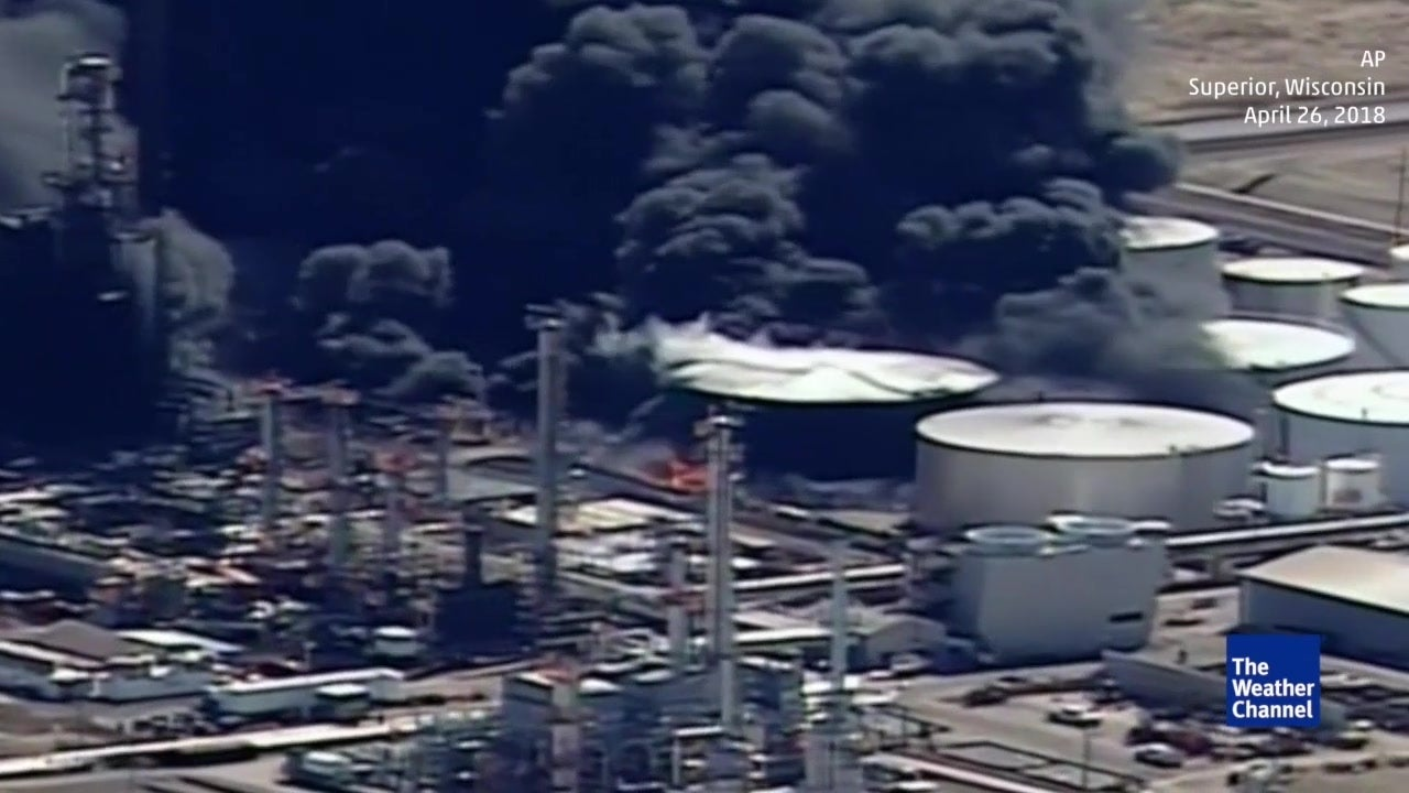 Dangers May Linger After Wisconsin Refinery Explosion