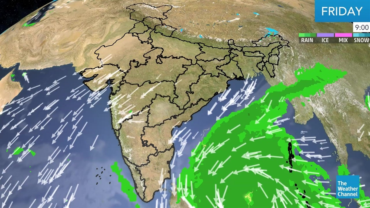 WATCH: Latest India Weather Forecast: December 14