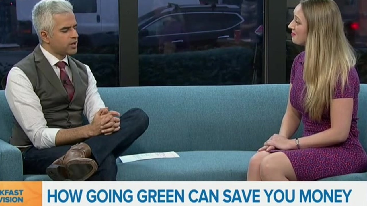 The Financial Benefits Of 'Going Green'