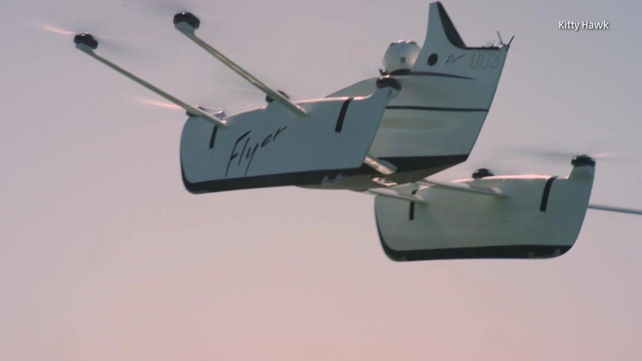 Fliegendes Auto kommt bald in Serie