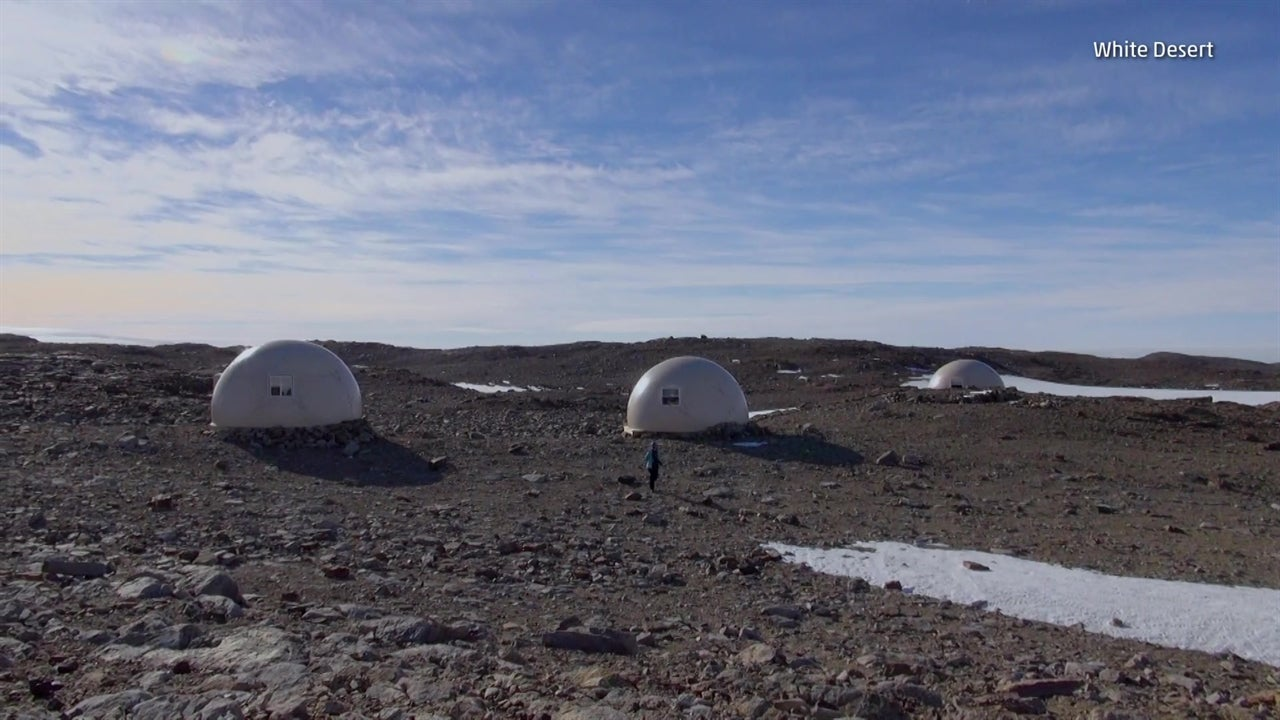 Inside the World's Most Remote Hotel
