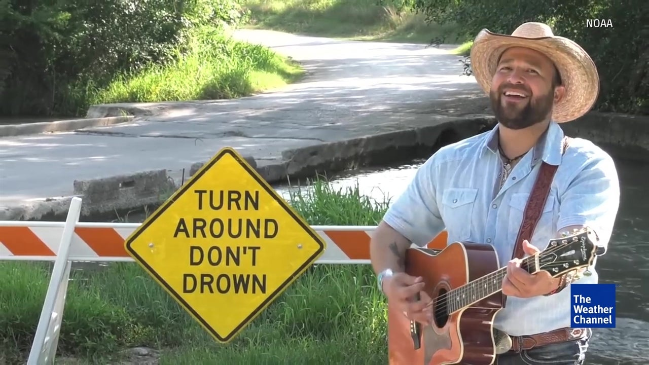 New NWS Public Service Announcement Features Country Singer