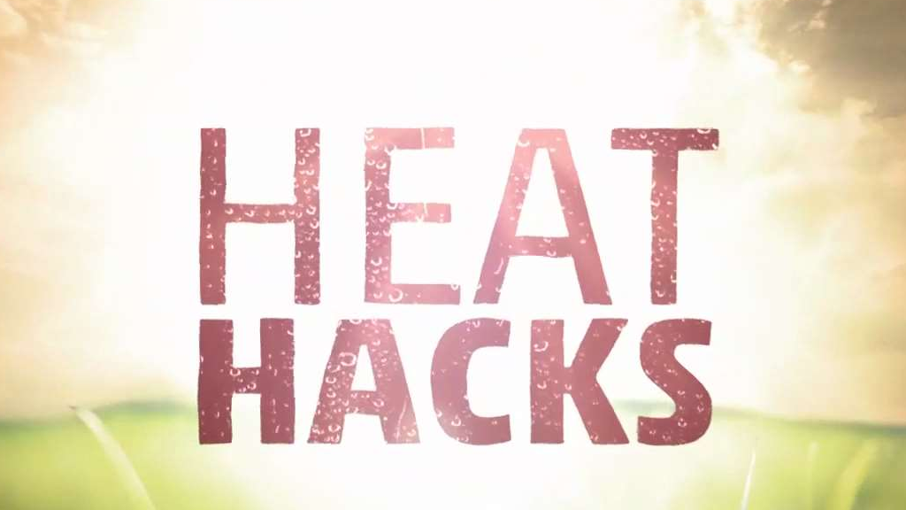 Heat Hacks to Help Keep Your Kids Cool in Summer Heat